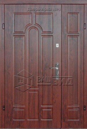Дверь Арка 16/10 1200*2050 (входная с улицы)