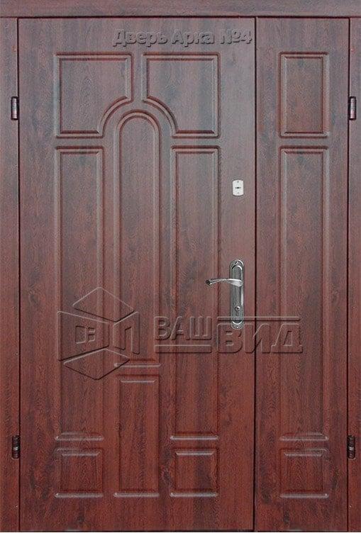 Дверь Арка 16/10 1200*2050 (входная с улицы) 5