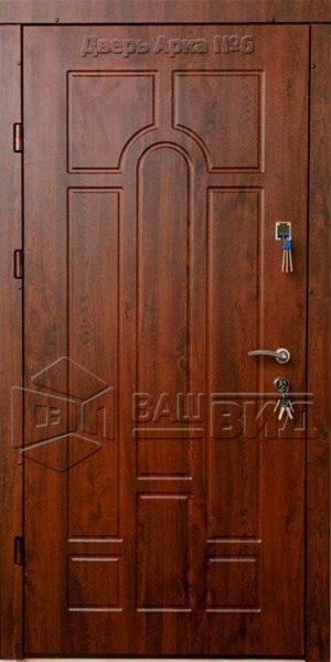 Двери АРКА 16 860*2050 (входные квартира)