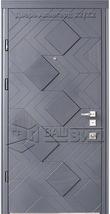 Двери Авангард 850*2040 (входные квартира) 5