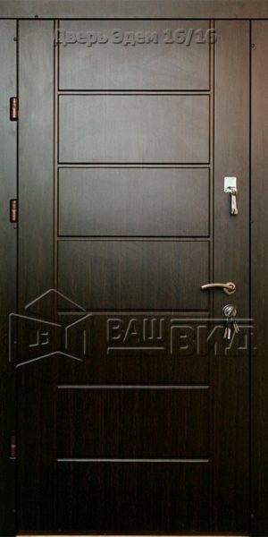 Двери Эдем 16/10 860*2040 (входные квартира)