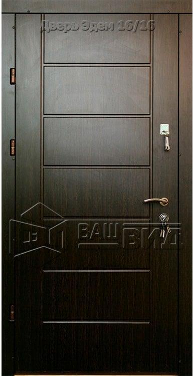 Двери Эдем 16/10 860*2040 (входные квартира) 5