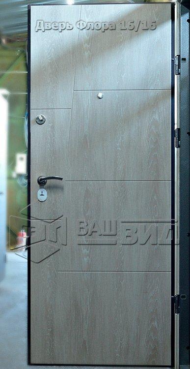 Двери Флора 860*2040 (входные квартира) 6