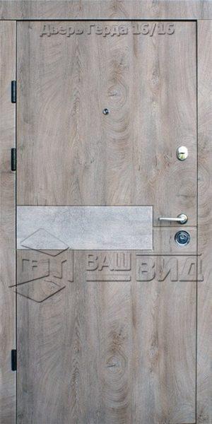 Двери Герда 850*2050 (входные квартира)