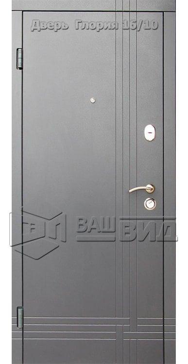 Дверь Глория 860*2040 (входная с улицы) 5