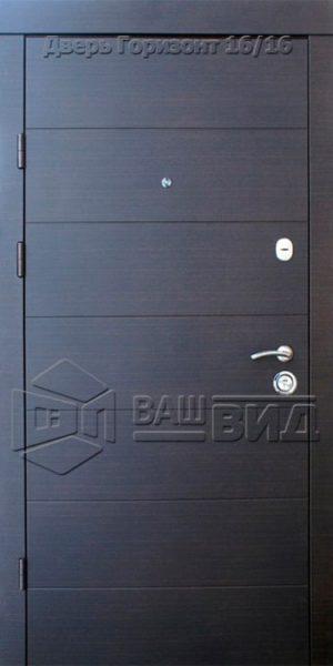 Двери Горизонт 950*2050 (входные квартира)