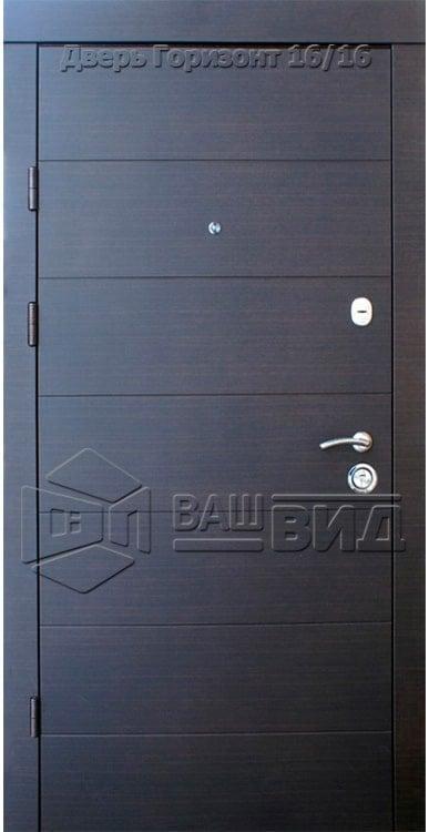 Двери Горизонт 950*2050 (входные квартира) 5