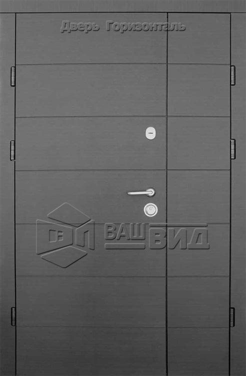 Дверь Горизонталь 1200*2050 (входная с улицы) 5