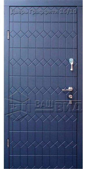 Двери Граффити 960*2040 (входные квартира)