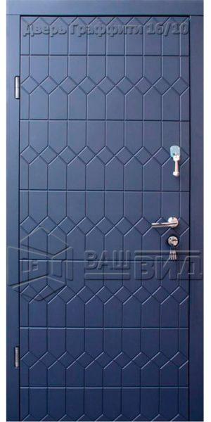 Двери Граффити 860*2050 (входные квартира)