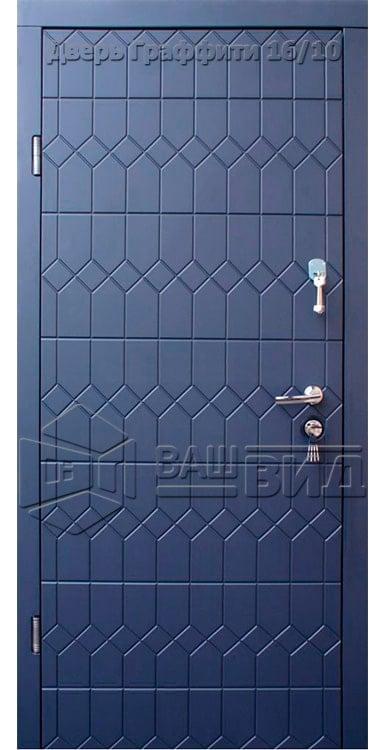 Двери Граффити 960*2040 (входные квартира) 5