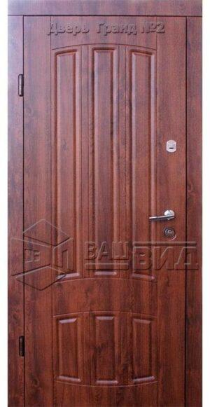 Двери Гранд 860*2040 (входные квартира)