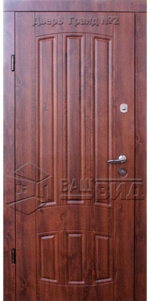 Дверь Гранд 2 860*2050 (входная с улицы)