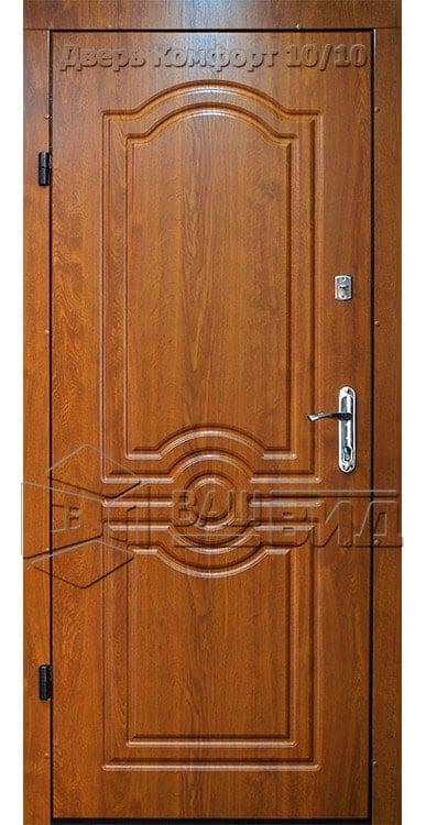 Двери Комфорт 10 860*2050 (входные квартира) 5