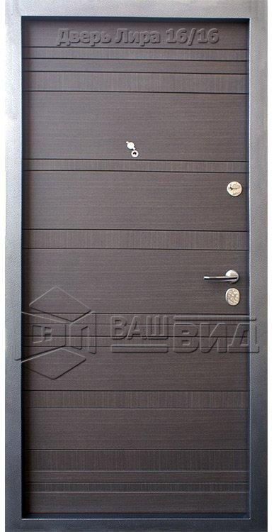Двери Лира 960*2040 (входные квартира) 5