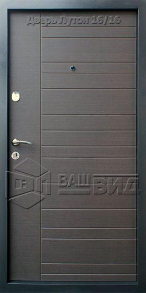 Двери Лутон 850*2050 (входные квартира)