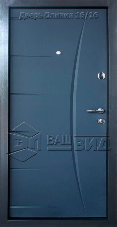 Двери Оливия 850*2050 (входные квартира) 6