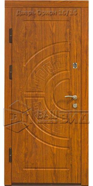 Дверь Орион 16 860*2050 (входная с улицы)
