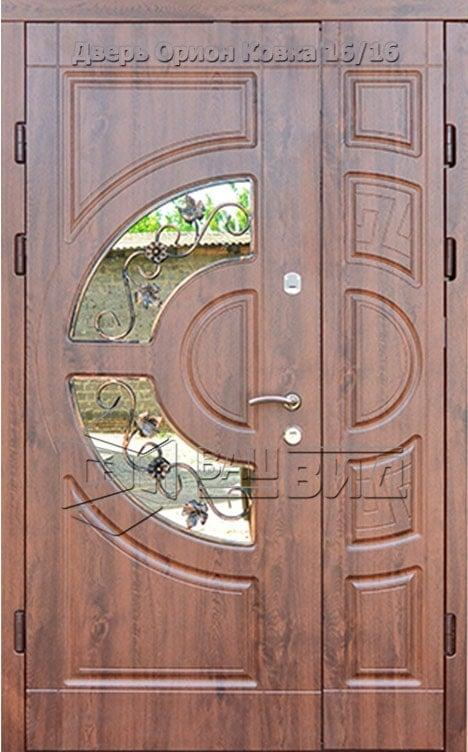 Дверь Орион ковка 1200*2050 (входная с улицы) 5