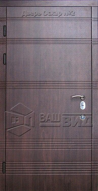 Дверь Оскар 2 860*2040 (входная с улицы) 5