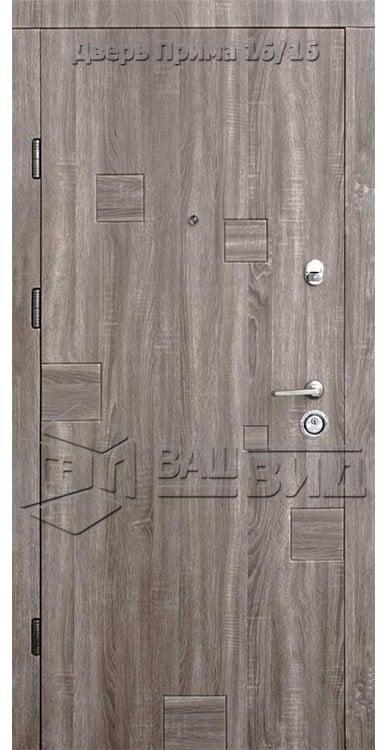 Двери Прима 850*2040 (входные квартира) 5