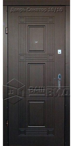Двери Сенатор 10 960*2050 (входные квартира)