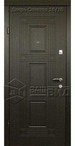 Двери Сенатор 16/10 960*2040 (входные квартира)