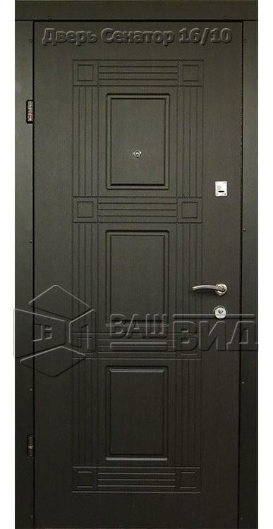 Двери Сенатор 16/10 860*2040 (входные квартира) 5