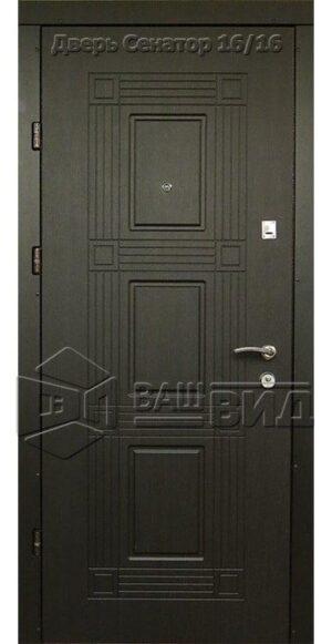 Двери Сенатор 16 860*2050 (входные квартира)