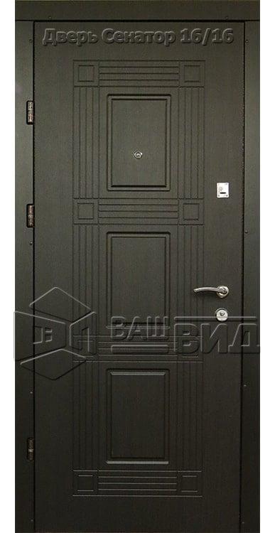 Двери Сенатор 16 960*2050 (входные квартира) 5