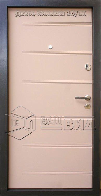 Двери Сильвия 850*2050 (входные квартира) 6