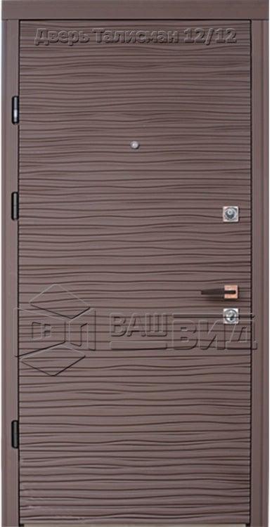 Двери Талисман 850*2040 (входные квартира) 5