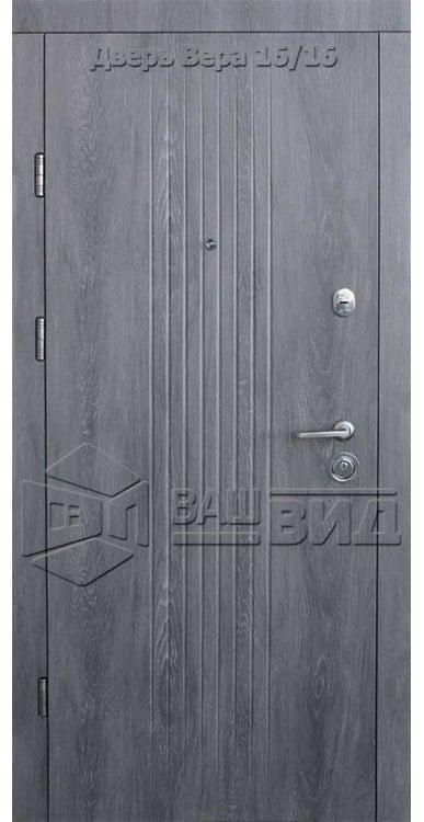 Двери Вера 850*2040 (входные квартира) 5