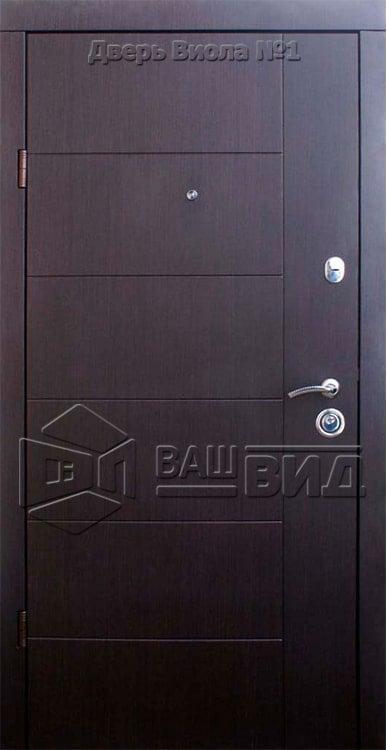 Двери Виола 850*2050 (входные квартира) 5