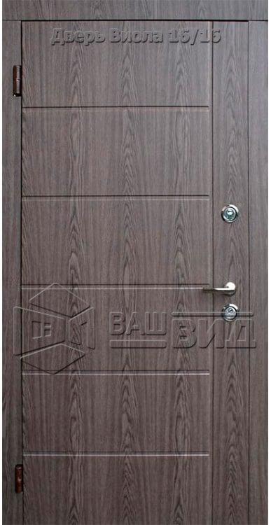 Дверь Виола 860*2040 (входная с улицы) 5