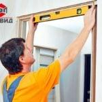 Что нужно знать об установке входных дверей и расширении дверного проёма