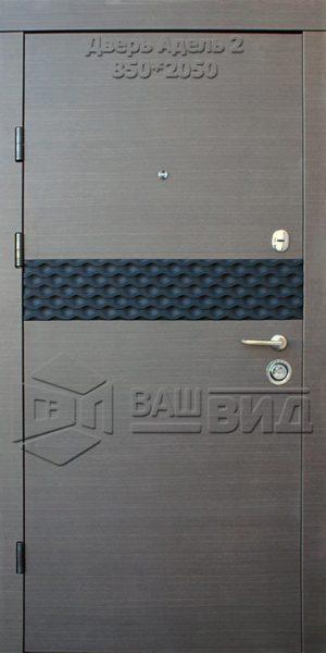 Двери Адель 2 850*2050 (входные квартира)