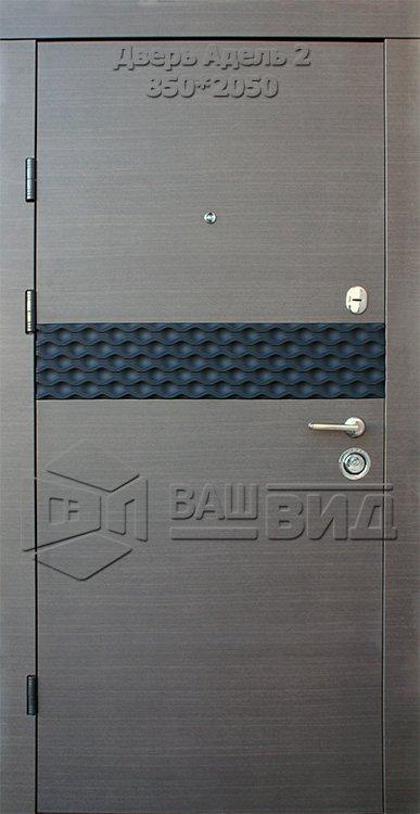 Двери Адель 2 850*2050 (входные квартира) 5