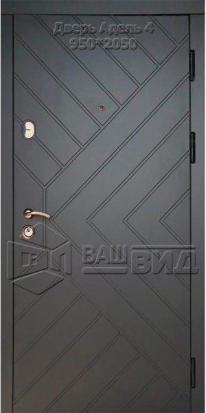 Двери Адель 4 950*2050 (входные квартира)