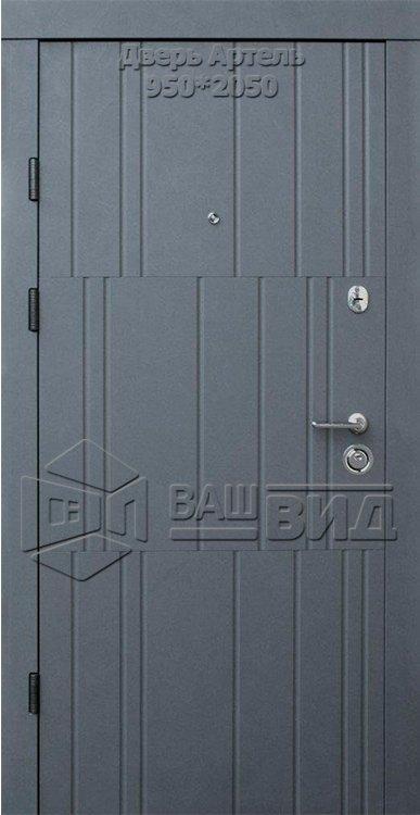 Двери АРТЕЛЬ 950*2050 (входные квартира) 5