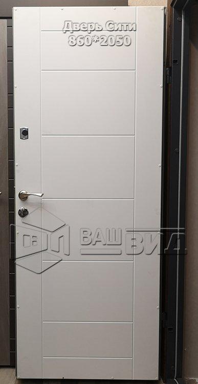 Дверь Сити 860-960*2050 (Универсальная) 8