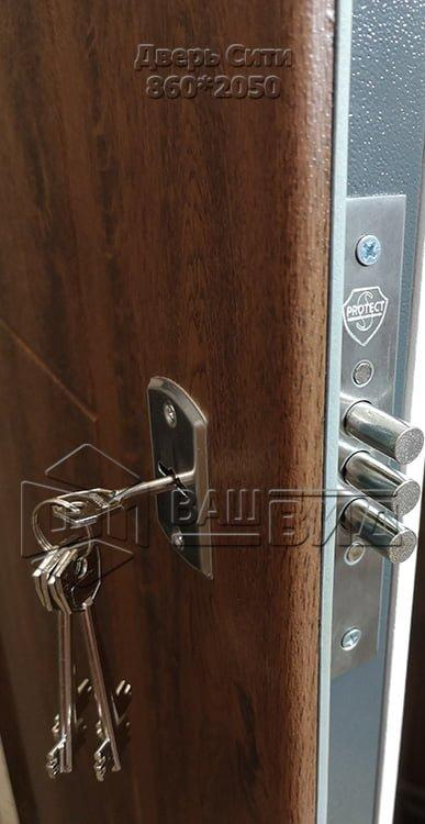 Дверь Сити 860-960*2050 (Универсальная) 6