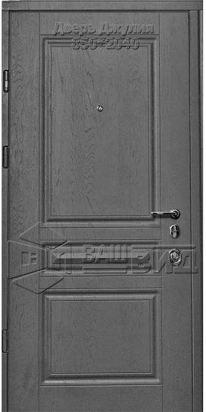 Двери Джулия 850*2040 (входные квартира)