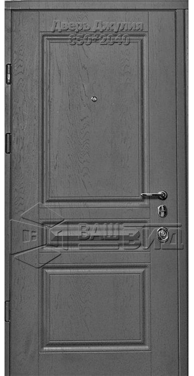 Двери Джулия 850*2040 (входные квартира) 5