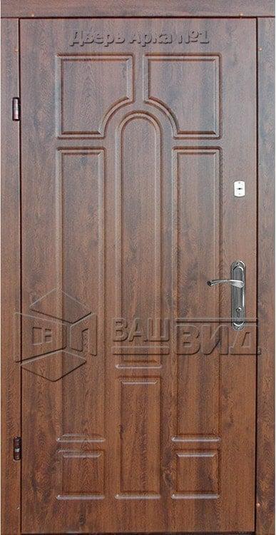 Дверь Арка 10 №1 960*2050 (входная с улицы)