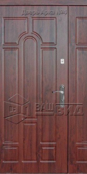 Дверь Арка 10 №3 1200*2050 (входная с улицы)