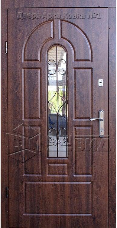 Дверь Арка 10 №4 860*2040 (входная с улицы)