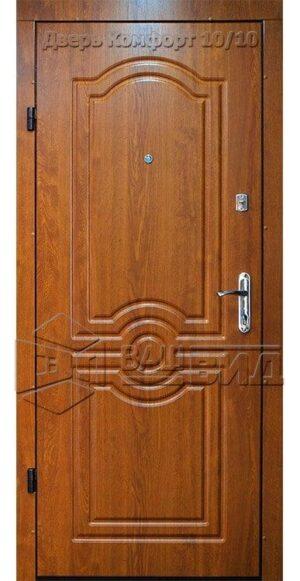 Дверь Комфорт 10 960*2050 (входная с улицы)