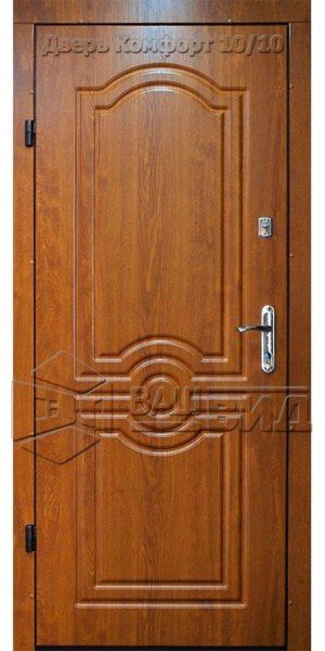 Двери Комфорт 10 860*2050 (входные квартира)