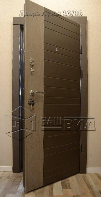 Двери Лутон 950*2050 (входные квартира)